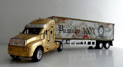 Retro-truck!