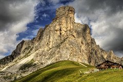 Dolomites - Passo di Giau III