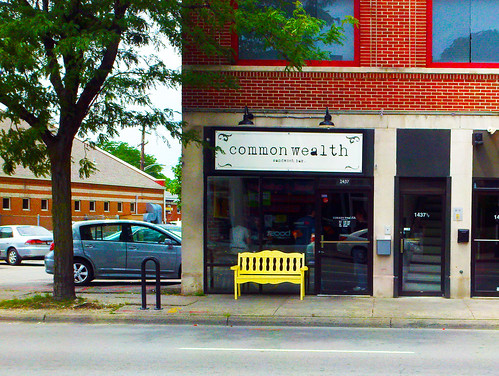 Commonwealth Sandwich Bar Storefront