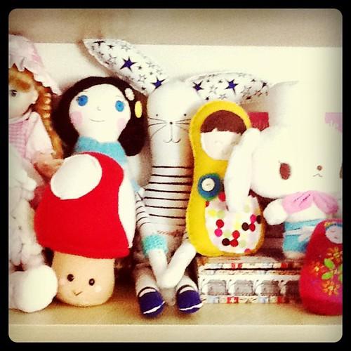 Jimena's dolls