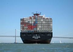 Нормы по выбросам CO2 для морских перевозок