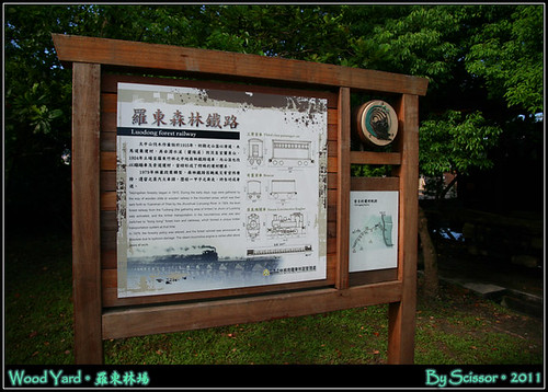 羅東森林鐵路介紹