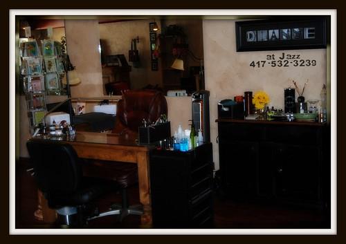 Dianne at Jazz Salon by BeverlyDiane