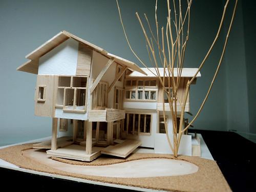 House Model 1:100