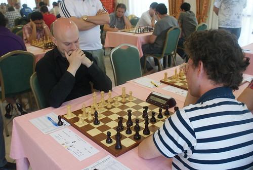 Marc Narciso (ESP) vs Israel Caspi (ISR)