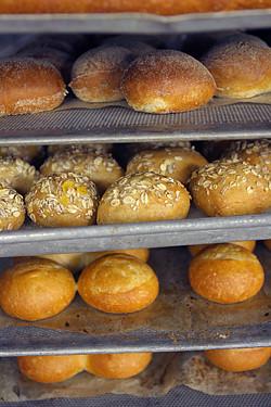 bakery rolls
