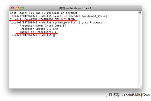 How to Check CPU Speed Info on Mac