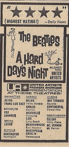 August 1964 Beatles Nespaper Items0002