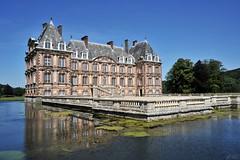 Le Château de Cany - Seine Maritime (Philippe_28) Tags: france castle seine maritime normandie schloss normandy château 76 cany barville leuropepittoresque