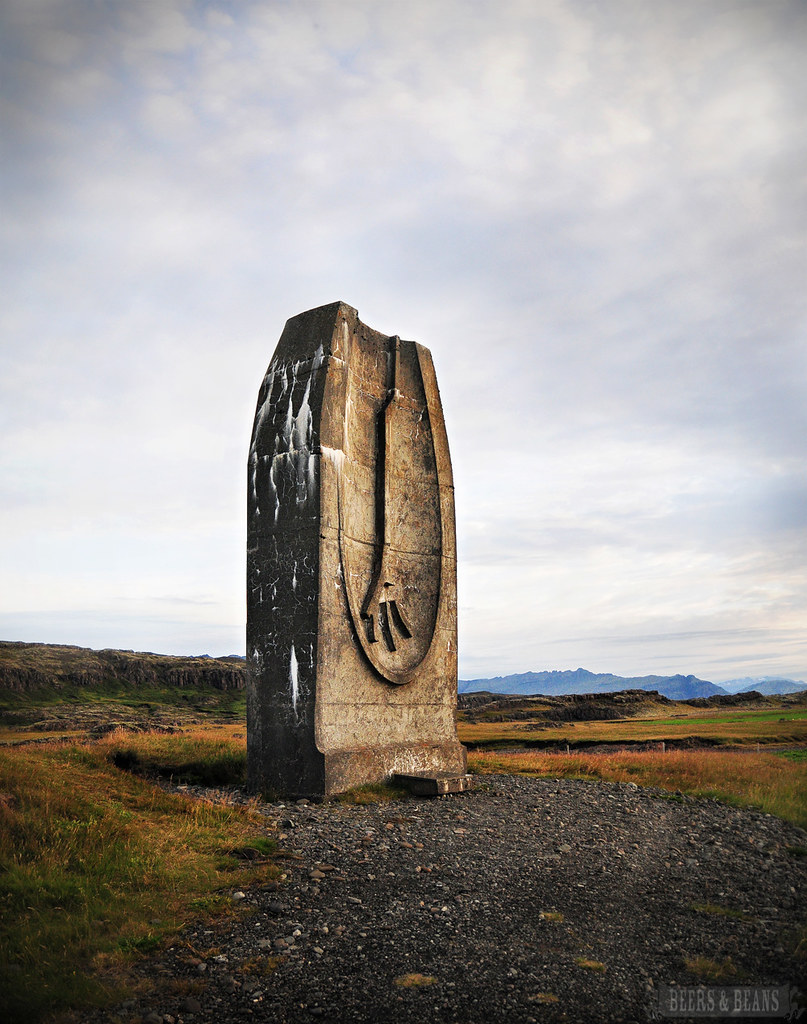 iceland monument Smaller for BnB