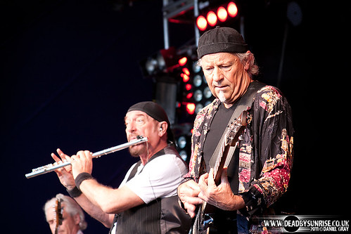 Jethro Tull @ High Voltage 2011