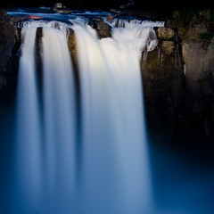 Snoqualmie Falls Close Up
