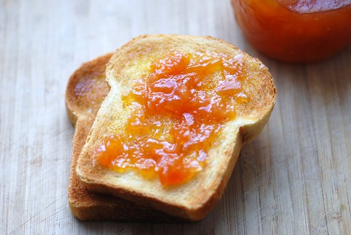Toast and Jam Breakfast