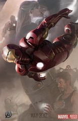 110725(2) - Visualizing the Marvel Cinematic Universe 6 鋼鐵人 Iron Man