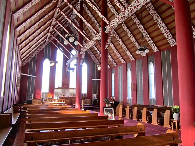 Rangiatea Church, Otaki, New Zealand