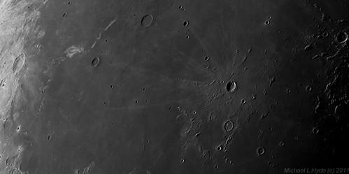 Kepler crater & Reiner Gamma 250711 by Mick Hyde