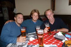 Matt, Daniel and Tim