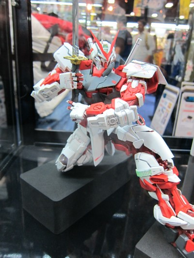 Tamashii Nations at SDCC 2011