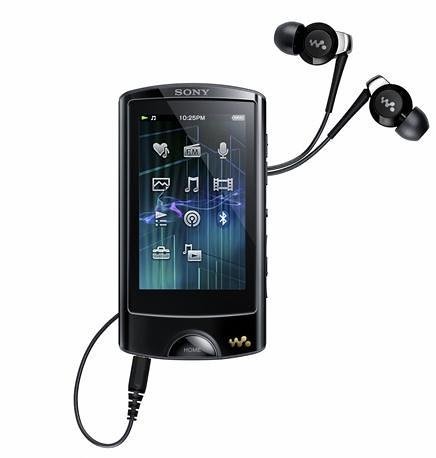 Sony Walkman NWZA865B