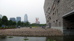 Ningbo Historical Museum (6) (evan.chakroff) Tags: china evan brick history museum architecture facade historic historical ningbo 2009 evanchakroff wangshu chakroff amateurarchitecturestudio ningbohistoricalmuseum evandagan