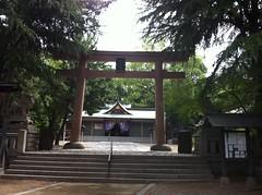 護國神社の写真
