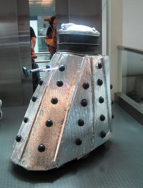 Fan Made Dalek