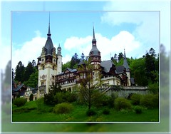 My favourite Romanian castle: Peles (worldisnice) Tags: green nature beauty king queen romania prahova peles sinaia casle outstandingromanianphotographers