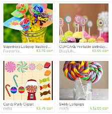 lollipop treasury