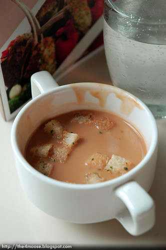 Triple Three - Lobster Bisque