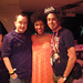 San Diego Comic-Con 2011 - me and Luis with actress Ayanna Berkshire (Twilight, Grimm, Curb Your Enthusiasm)