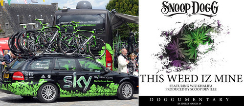Team Sky Presented By Snoop