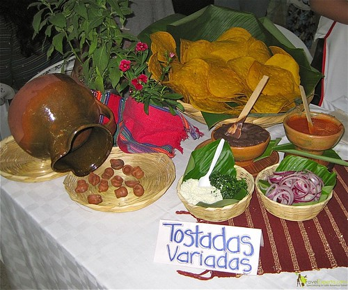 Food Festival Guatemala Food Antigua Tostadas