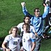 Uruguay Argentina Festejo Copa America