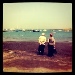 Romance at Malahide.
