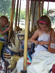 Q5 and C6 on carousel