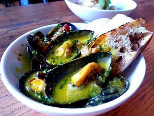 Picca's Choritos Mussels