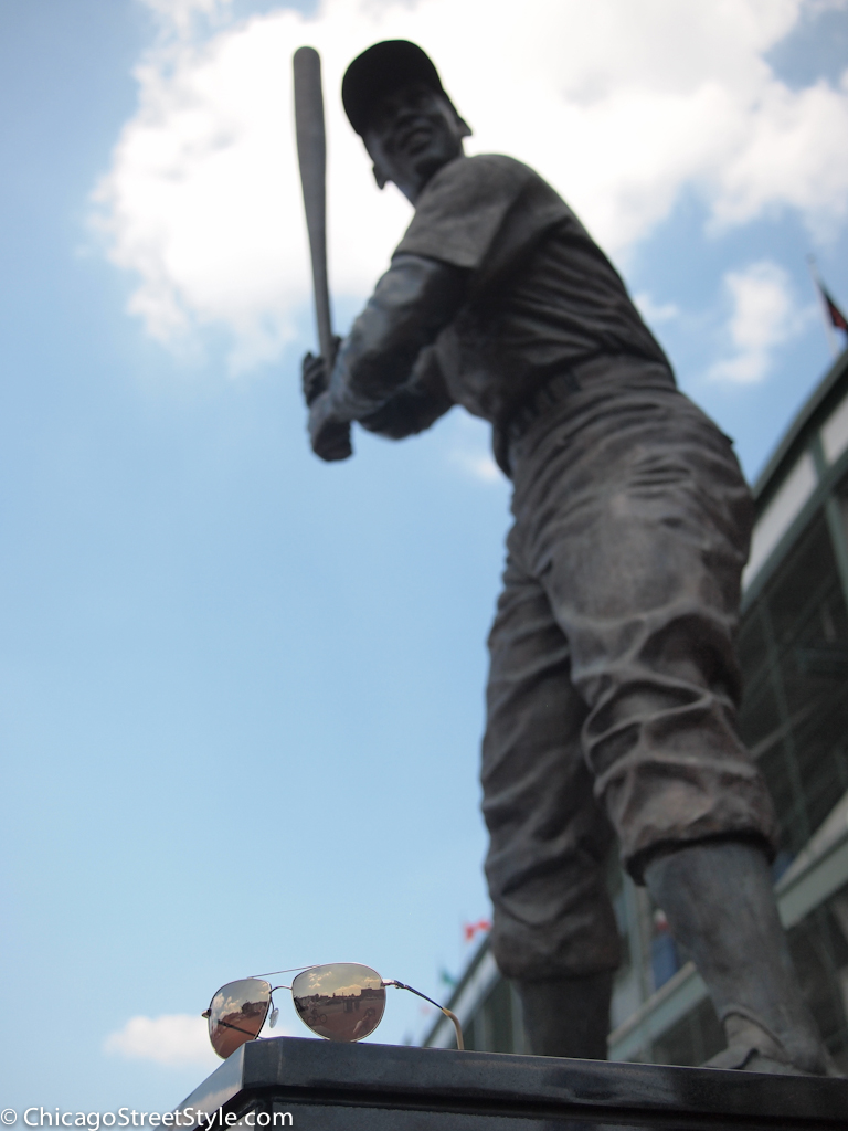 player statue