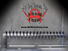 West_Coast_Brew_Crew_Stone Brewery_closeup one tower at wall (WCBrewCrew) Tags: stone beverage westcoast inc wcbc brewcrew stonebrew wcbrewcrew