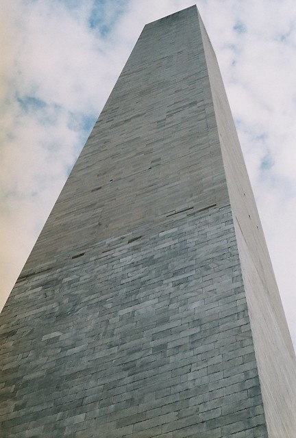 7 25 washington monument looking up