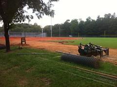 New Ball Field