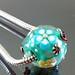 Charm Bead : Mermaid Flower Blossom Bee Ladybug