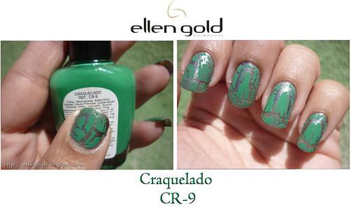 Ellen Gold - Craquelado CR-9