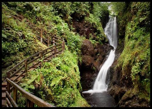 Glenariff Waterfalls - Northern Ireland