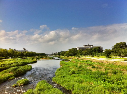 Imadegawa - Pont 3