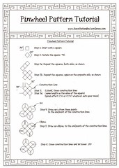 Pinwheel Pattern Tutorial (Marguerite1997) Tags: patterns zentangles tanglesteps