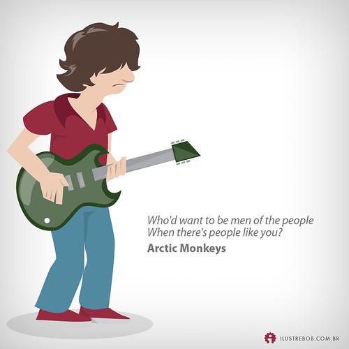 Arctic Monkeys • Qual é a música?