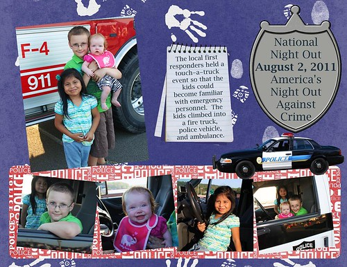 National Night Out Scrap