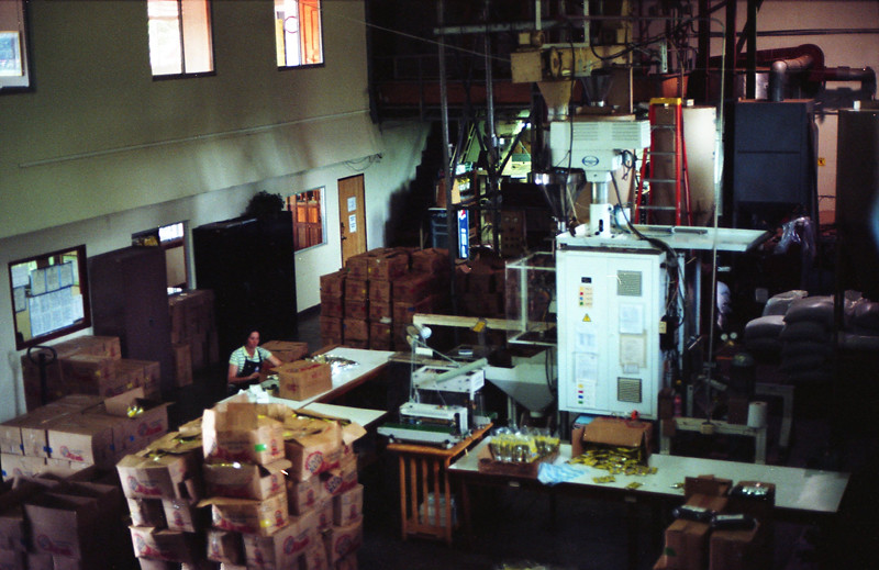 cafe ruiz factory