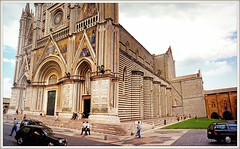 Piazza Duomo - Orvieto / Umbria