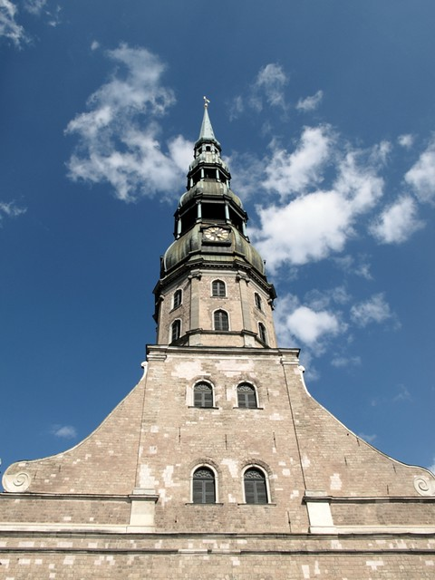 Church in Riga
